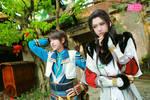 Cosplay from The -Gu Jian Qi Tan 2-