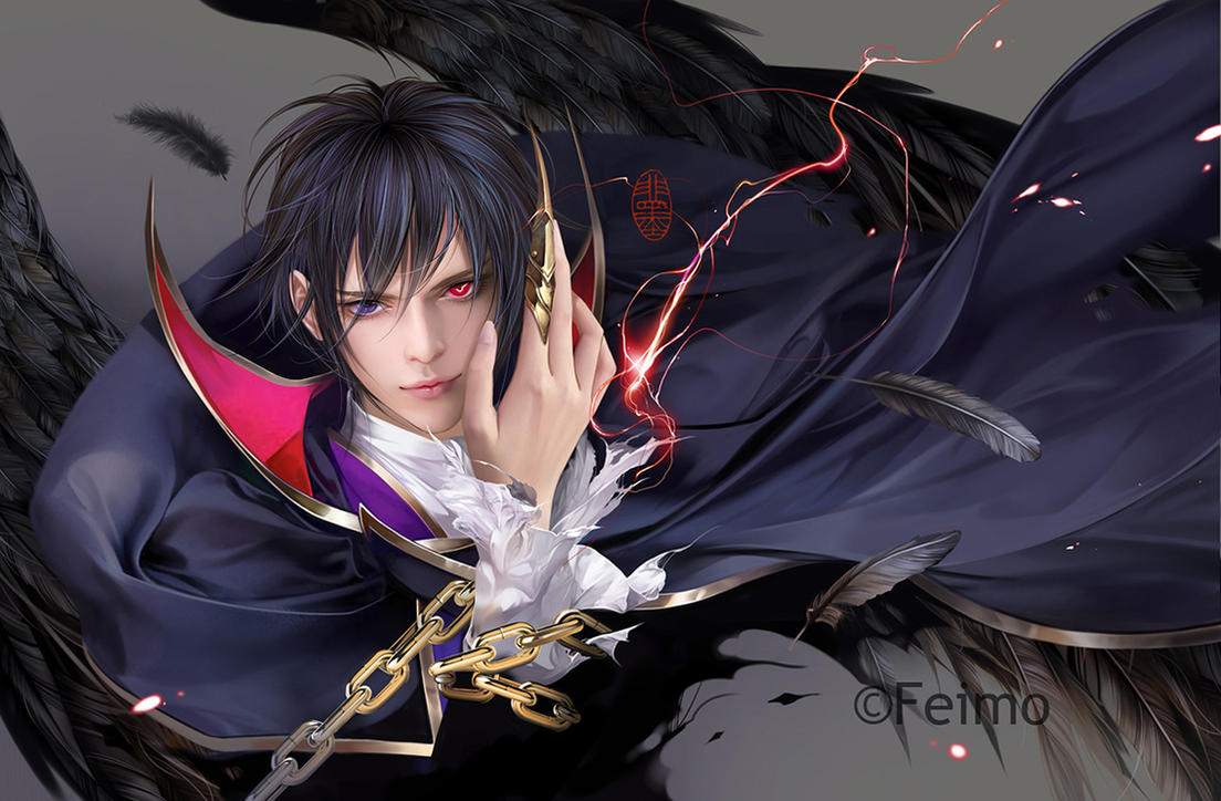 Lelouch-Classic Anime Project by feimo