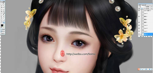 Little Girl by feimo