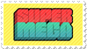 supermega stamp by YaoiHunterHime