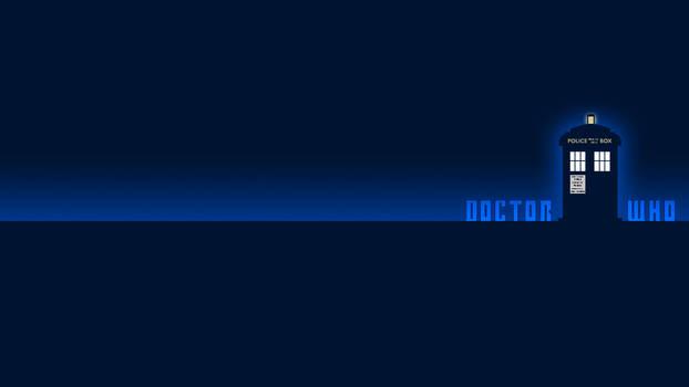 TARDIS Wallpaper 1600x900