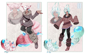 [ Lux Aeterna ] Glacies Adopt Auction   CLOSED by UmbraOwl