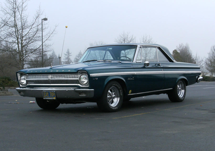 '65 Plymouth Belvedere by finhead4ever