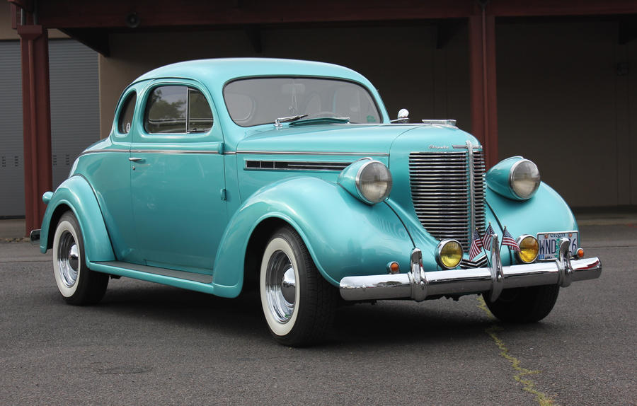 1938 Chrysler by finhead4ever