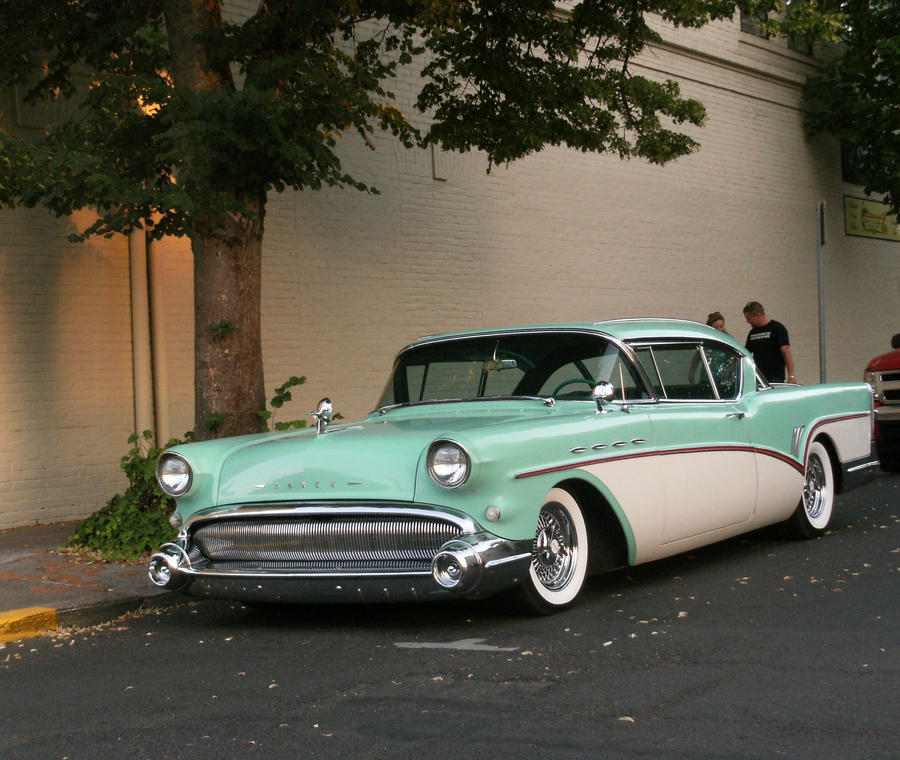 '57 Buick, relaxing by finhead4ever
