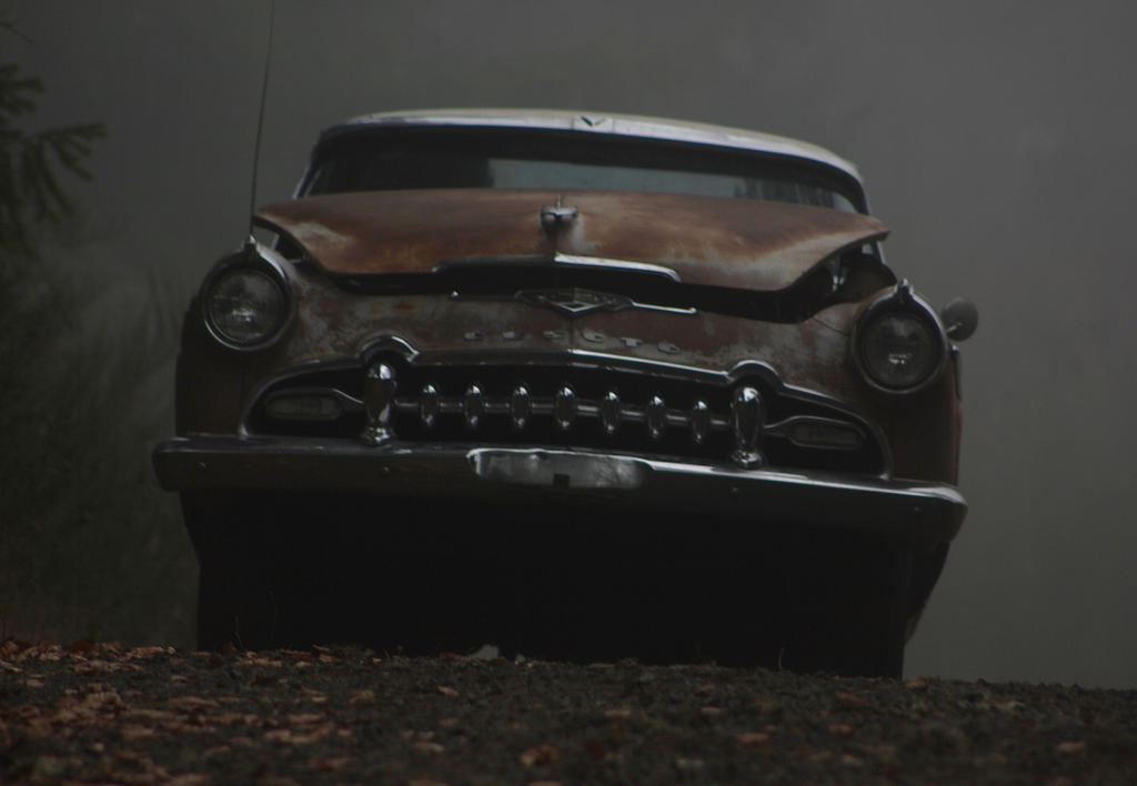 Dark DeSoto by finhead4ever