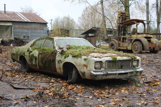 Dirty Harry's car