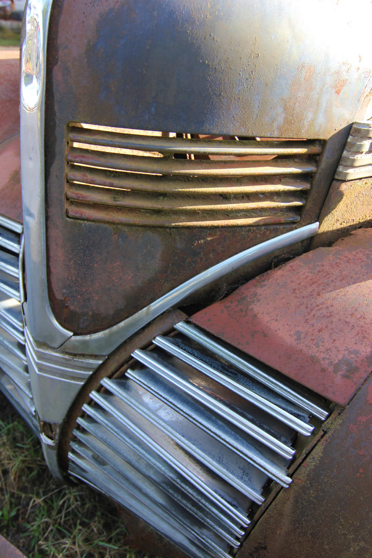 Dodge truck grill by finhead4ever