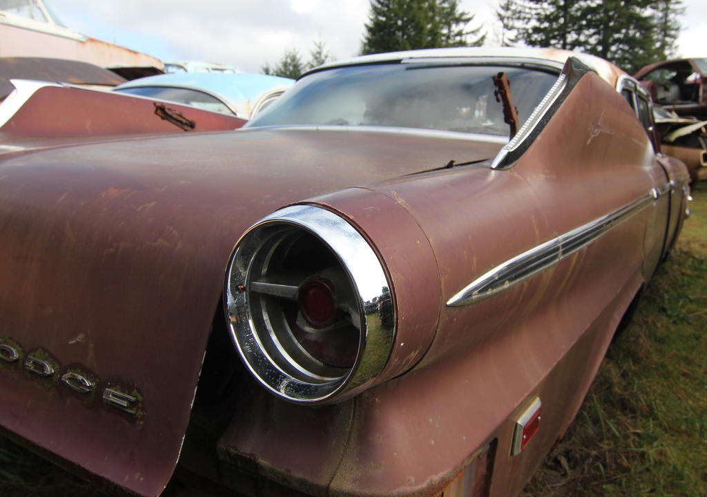 Wicked '60 Dodge by finhead4ever