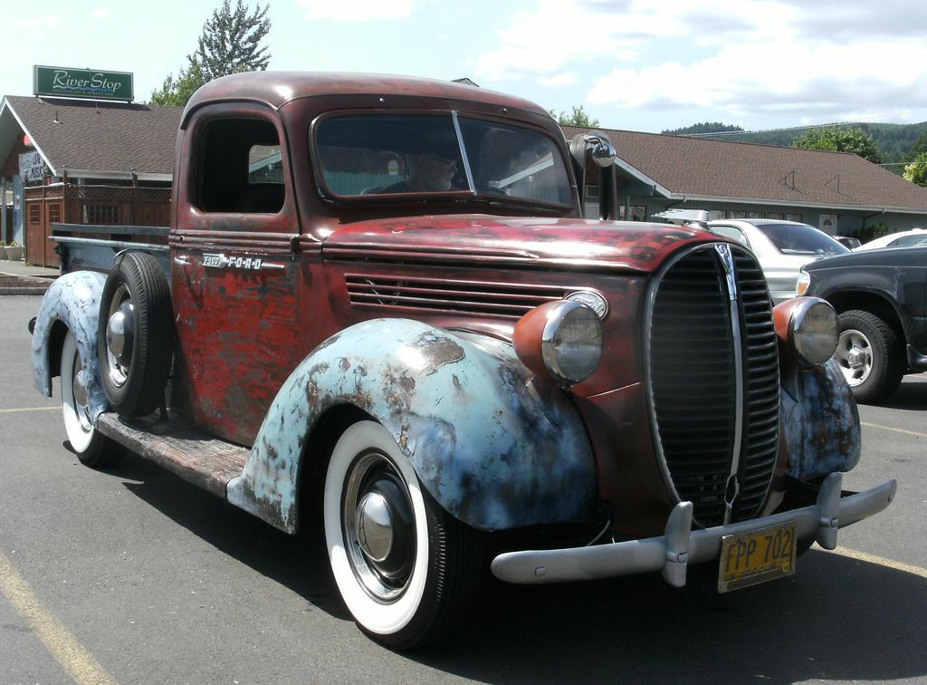 1939 ford pick up by finhead4ever on deviantart. Black Bedroom Furniture Sets. Home Design Ideas