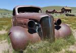 70 years of patina