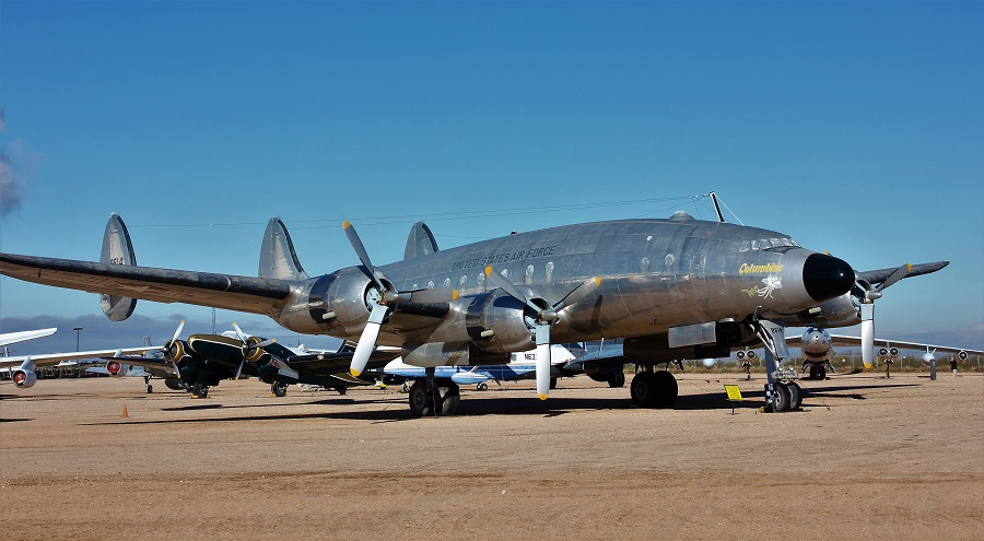 Lockheed C-121a Columbine 1 by finhead4ever on DeviantArt