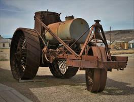 Steam engine, circa 1900