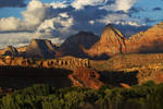 Zion Nat'l Park from outside