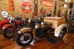 Vintage Harley Davidsons by finhead4ever