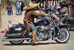 Outlaw biker by finhead4ever