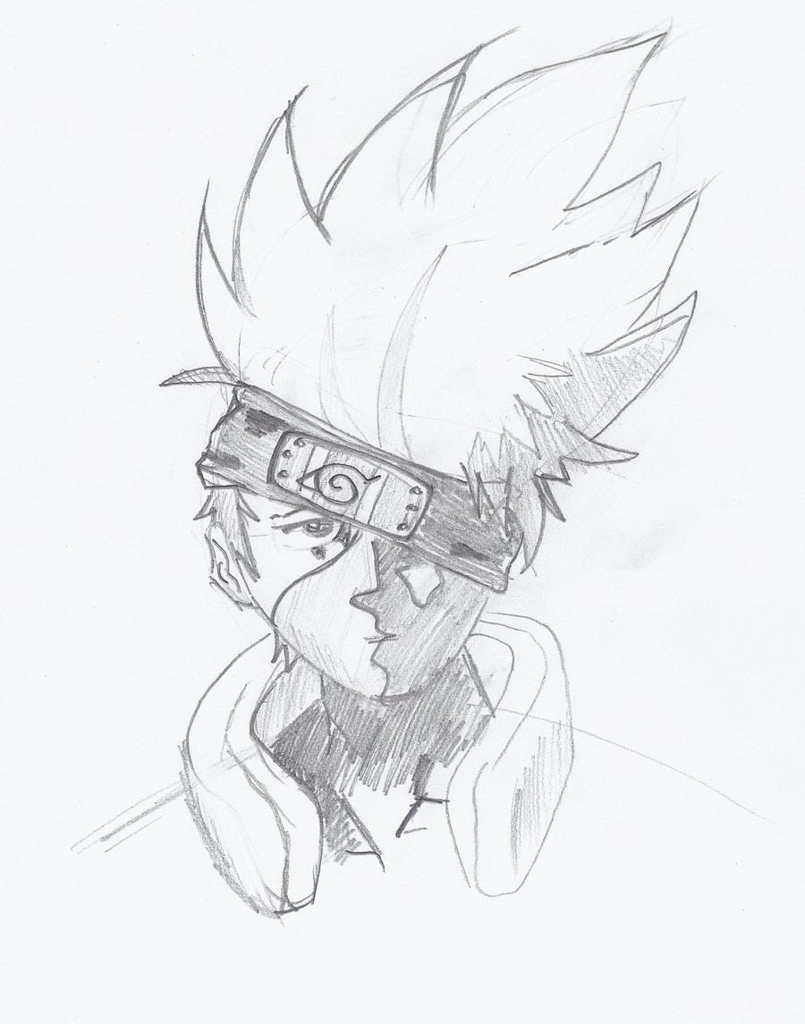 kakashi sketches - HD900×1145