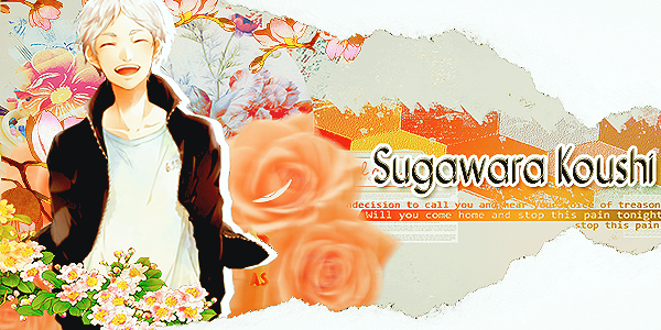 Sugawara Koushi by Ren-Love