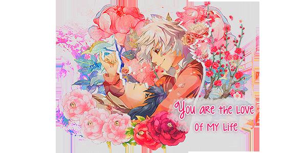 Eres el amor de mi vida by Ren-Love