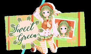 Sweet Green by Ren-Love
