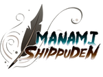 Manami Shippuden Logo