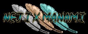 Neji x Manami Logo