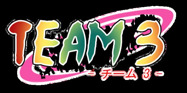 COMM: Team 3 Logo