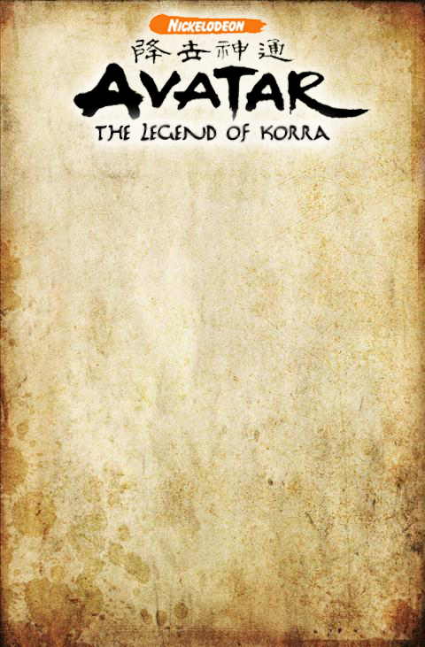 Legend Of Korra Character Sheet By Dreamchaser