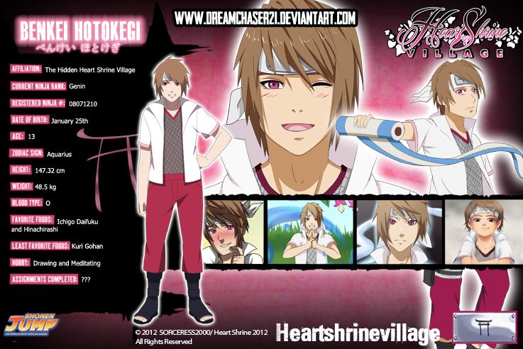 benkei hotokegi genin bio card by dreamchaser21 on