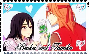 HSV - Benkei x Tamiko Stamp#2 by dreamchaser21