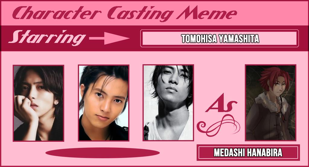 .:*HSV Character Cast - Medashi Hanabira*:. by dreamchaser21