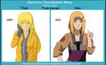 .:*Character Development Meme - Miyuki Uzumaki*:. by dreamchaser21