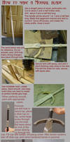 How to make a Morgul blade