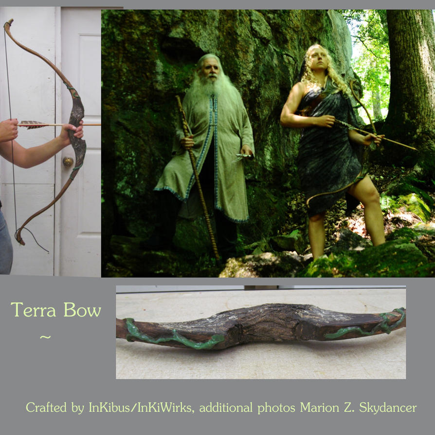 Terra Bow by InKibus