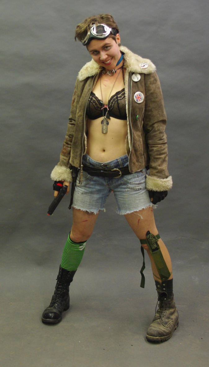 Tank Girl! by InKibus