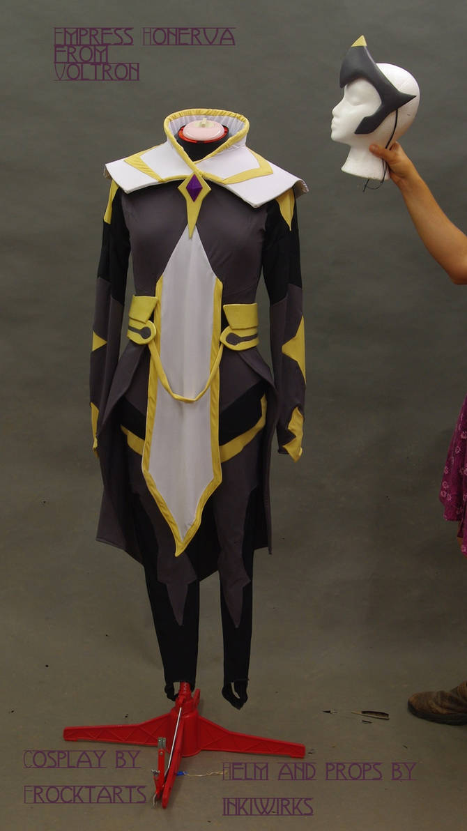 Empress Honerva Costume