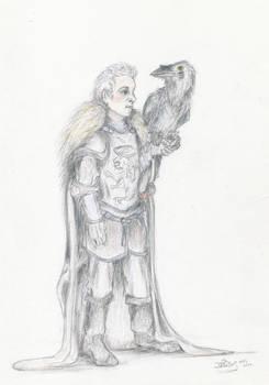 Ladycrowe- Lion of Tadfield