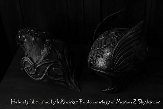 Helmets of lore