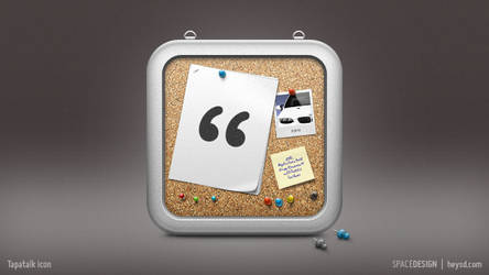 iPhone icon - Tapatalk by hehedavid