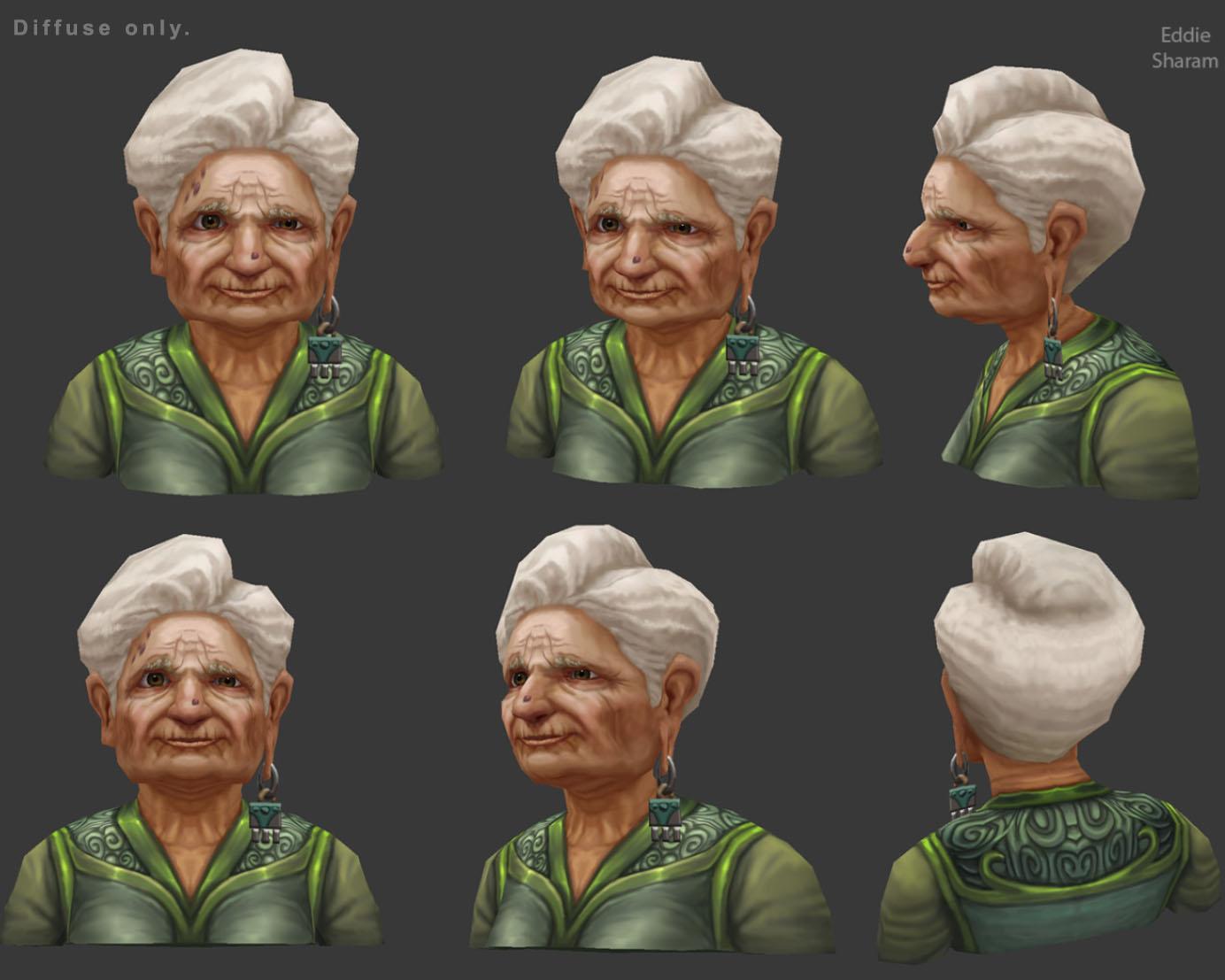 Granny 3d