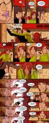 how anne met ally....sort of XD by shiniez