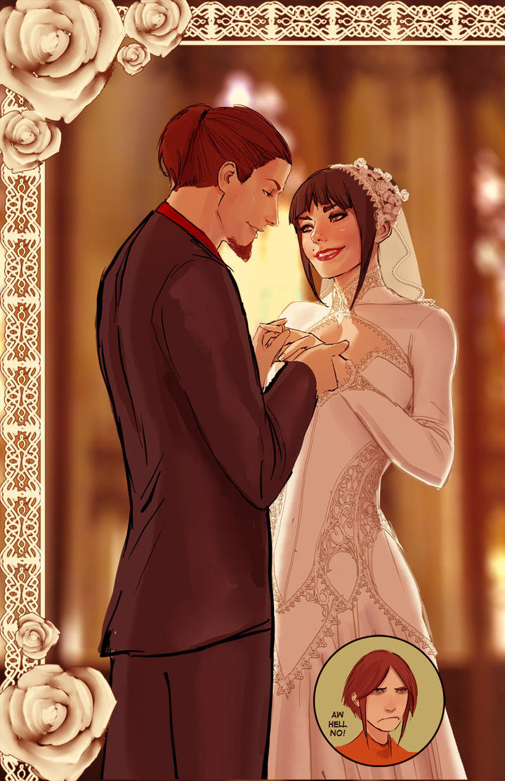 and they lived happily ever....no! by shiniez