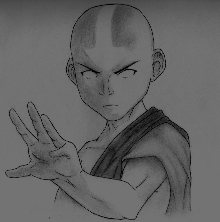 Movie Avatar State Aang: The Last Airbender By Darkknights35 On DeviantArt