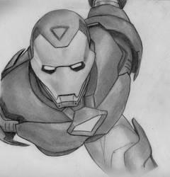 Iron Man by darkknights35
