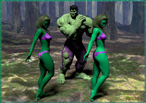 The Hulks!!!