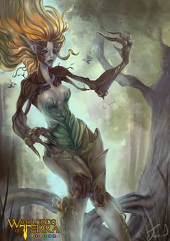 Driada - Warlords of Terra
