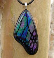 Spectrum Fused Glass Wing by FusedElegance