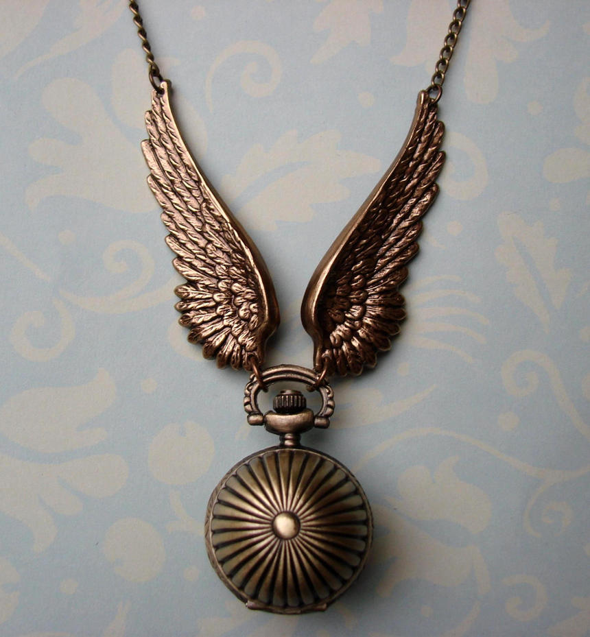 The Snitch Pocket Watch by FusedElegance