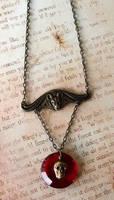 Vampire Bats Treasure Necklace