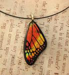 Fall Splendor Glass Wing
